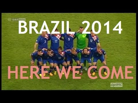Croatia Prepared for World Cup Battles