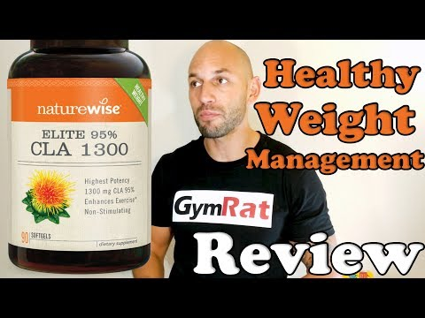 NatureWise: Healthy Weight Management | CLA 1300 Supplement Review