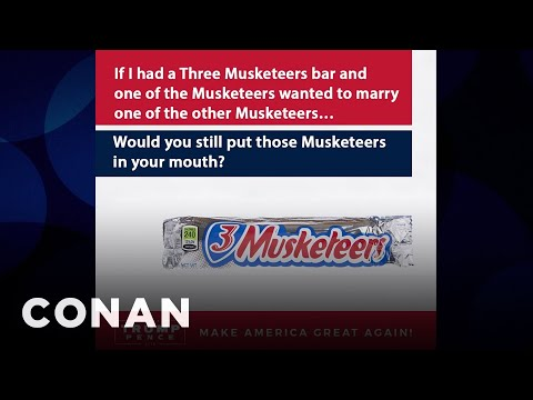 Donald Trump s Other CandyRelated Messages