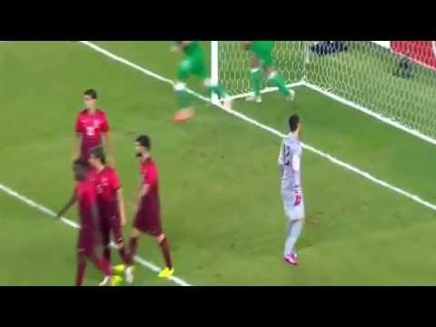 All goals and Full Highlights Portugal 5 - 1 Ireland | Friendly Match 2014
