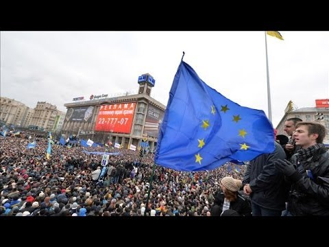 protest - Hundreds of thousands of protesters marched in the streets of Kiev, calling for the ouster of President Viktor Yanukovych. Photo: AP Click here to subscribe ...