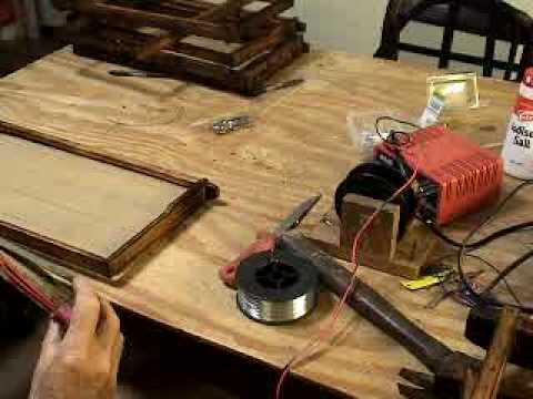 BEEKEEPING…BEE HIVE Setup & Making Frames
