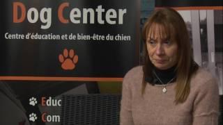 """Le Dog Center vu par l'asbl """"J arrive"""""""