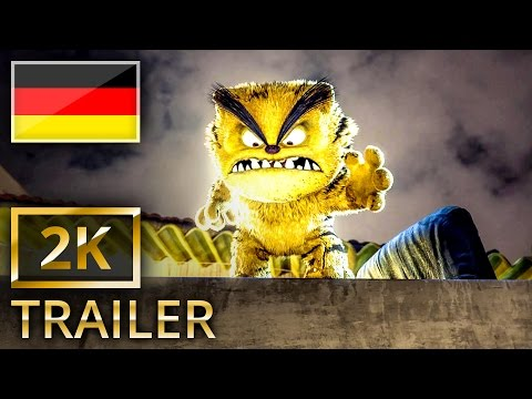 Kötü Kedi Serafettin - Bad Cat - Official Trailer 1 [2K] [UHD] (tr) (Deutsch/German)