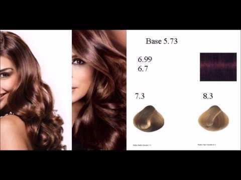 como pintar el pelo violeta - Teñir el cabello color marrón con mechas o reflejos cálidos https://www.youtube.com/watch?v=h0yxEjOaMSo Infórmate más sobre los colores de tintes marrones y ...