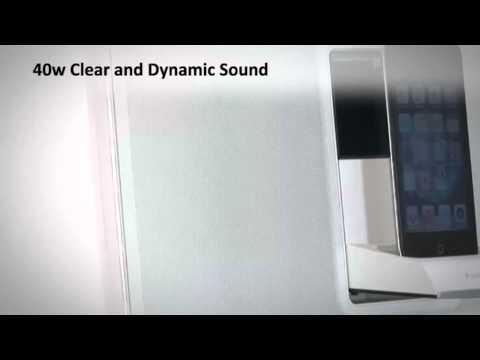 Panasonic SC-HC05 iPod-Dock Music System
