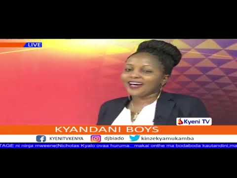 Kyandani Boys Band One On One With Nguu Ya Kinze