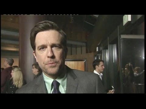 Ed Helms on the art of comedy