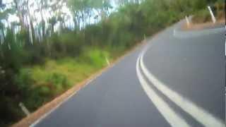 Great Ocean Road - Lavers Australia  City pictures : Lavers Hill Descent