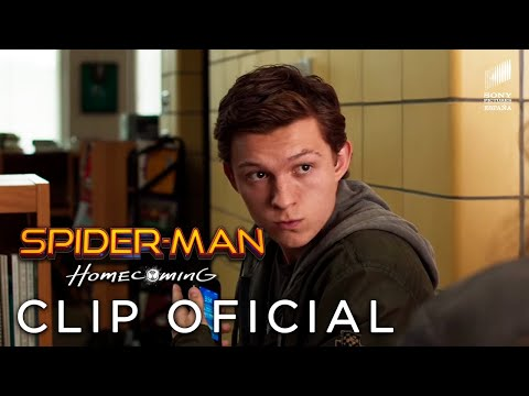 Spider-Man: Homecoming - ¿Qué esconde Peter Parker??>