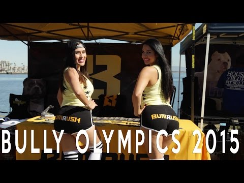 LOS ANGELES' BIGGEST AMERICAN BULLY SHOW 2015