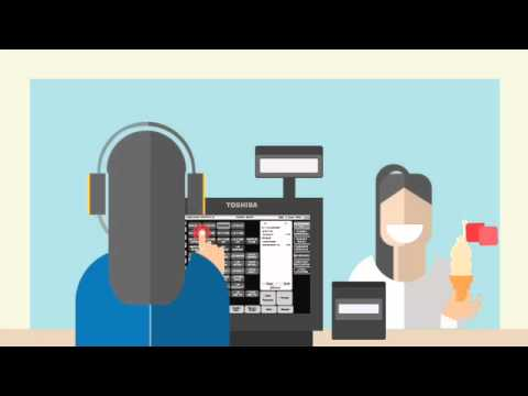 Dairy Queen Drives Customer Loyalty with Toshiba POS