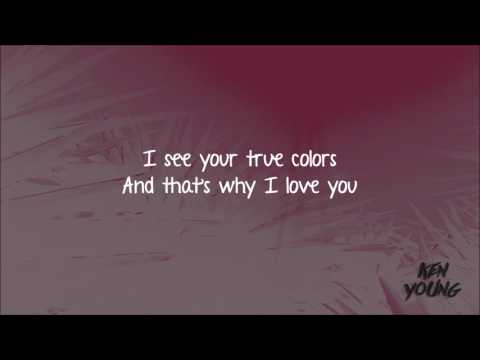 Anna Kendrick & Justin Timberlake - True Colors (Lyrics)