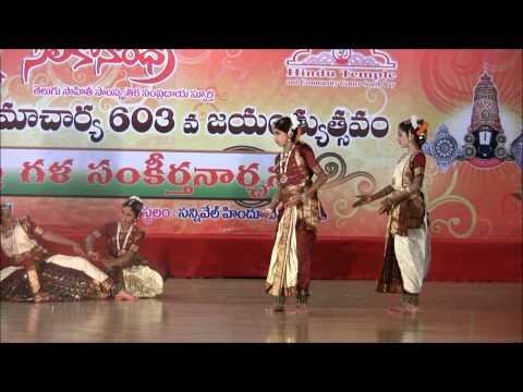 Nidhi's Kuchipudi Dance May14th 2011