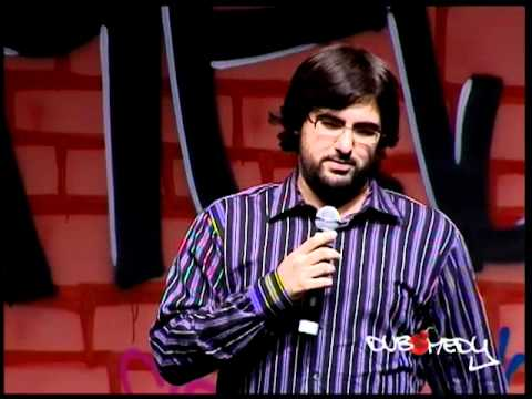 Omar Ismail Stand Up Comedy