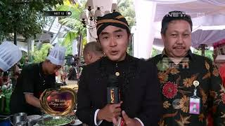 Video Live Report: Kuliner di Pernikahan Kahiyang Bobby - NET12 MP3, 3GP, MP4, WEBM, AVI, FLV Februari 2018