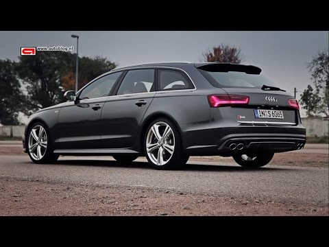 Audi S6 and A6 TDI Ultra review