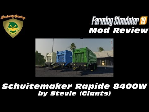 Schuitemaker Rapide 8400w by Stevie