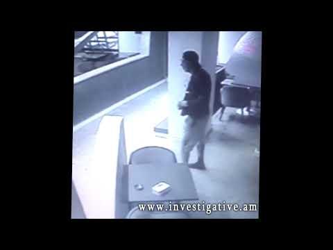 Գողություն Աբովյան փողոցի սրճարաններից մեկում. որոնվում է տեսապատկերված անձը (տեսանյութ)