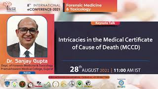 Intricacies in the Medical Certificate of Cause of Death (MCCD)