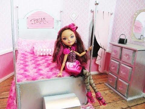 Мебель для куклы своими руками для эвер