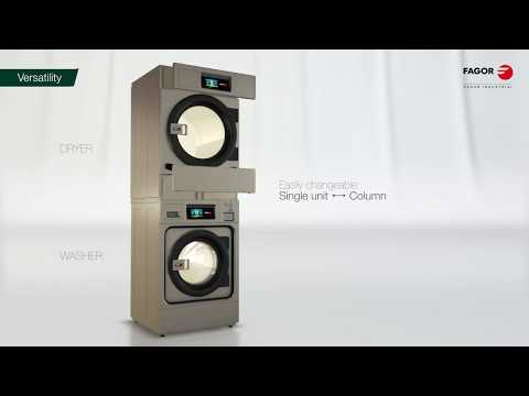 PROFESSIONAL LAUNDRY - COMPACT SERIES