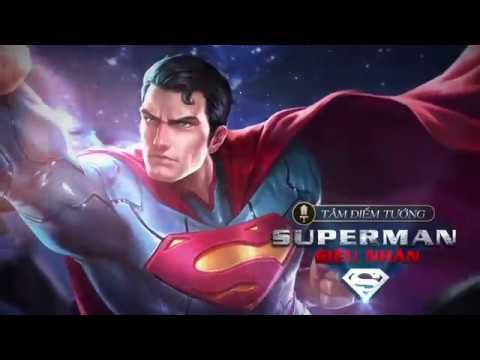 [Tâm điểm tướng] Superman - Vị tướng nhiều kỹ năng nhất Liên Quân  - Garena Liên Quân Mobile - Thời lượng: 3:47.