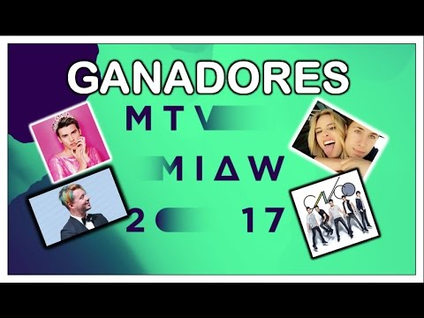 MTV MILLENNIAL AWARDS 2017 (PREDICCIONES) | Karla Farreras