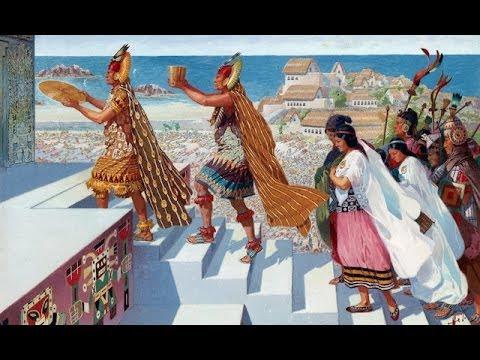 annunakis - Como se explica que un Imperio tan grande como los Incas sea doblegado por un puñado de españoles? Acaso todo fue planeado por razas superiores que actúan en...