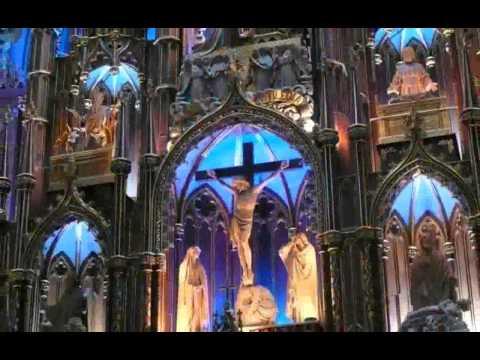 Notre Dame Basilica Canada  Pictures