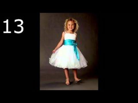 20 Kleider Für Mädchen Mit Eleganten