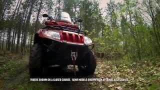 8. ARCTIC CAT ATV TECHNOLOGY POWER 2014