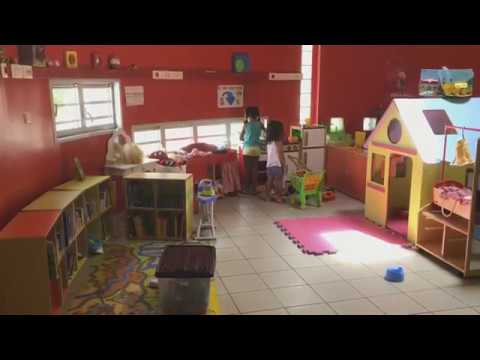 La médiathèque - ludothèque de la Plaine des Cafres en vidéo