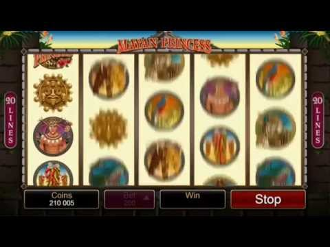 Mayan Princess slot game [GoWild Casino]