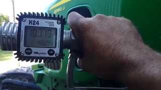 Video JOHN DEERE 6180J prueba de consumo de combustible. MP3, 3GP, MP4, WEBM, AVI, FLV Januari 2019