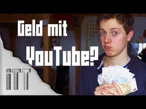 """""""Wie viel verdient man als YouTube Partner?"""" – Alles rund um Geld mit YouTube!"""