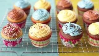 Cómo hacer cupcakes
