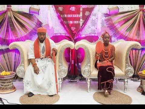 Mora + Olamide : Nigerian Traditional Marriage