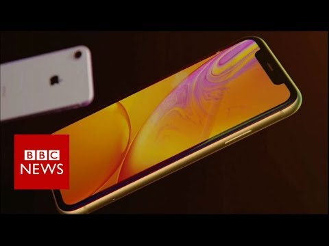 IPhone launch: Apple's event in 90 seconds - BBC News