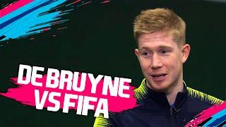 Video Who is the FASTEST player at Man City - Sane, Sterling or Walker? | Kevin De Bruyne vs FIFA 19 MP3, 3GP, MP4, WEBM, AVI, FLV Maret 2019