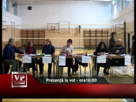 Prezența la vot în Prahova – ora 16.00 – 47,58%