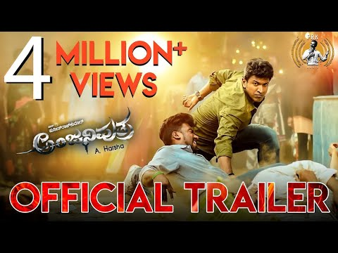 Video Anjaniputhraa - Official Trailer | Puneeth Rajkumar, Rashmika Mandanna | Ravi Basrur | A. Harsha download in MP3, 3GP, MP4, WEBM, AVI, FLV January 2017