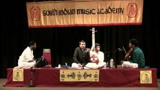 Sandeep Narayan - Shanmukhapriya RTP - Tanam