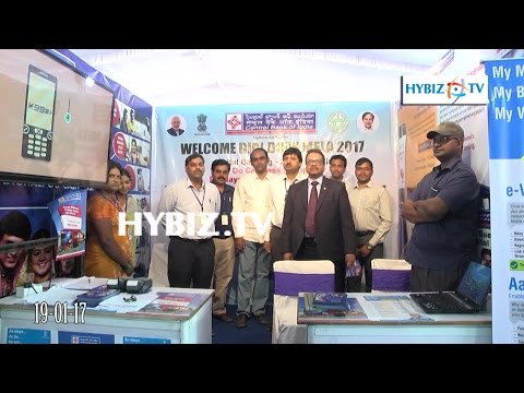 Central bank of India-Digi Dhan Mela 2017