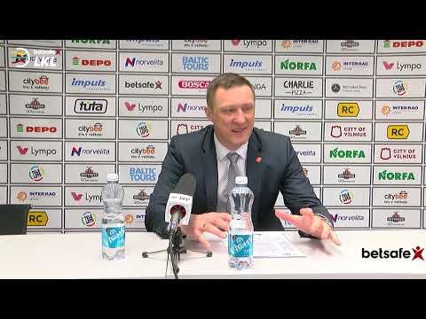 """Betsafe–LKL"" rungtynių komentarai: ""Rytas"" - ""Juventus"" [2019-02-02]"