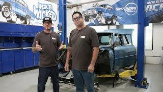 Chevy II Nova Gasser: Week to Wicked—Day 2 by Motor Trend