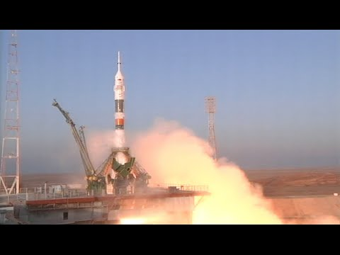 Expedition 46 launch