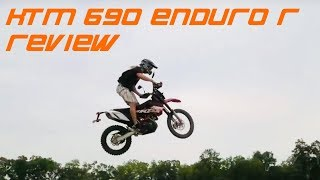 4. 2012 KTM 690 Enduro R Review