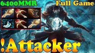 Fullgame: Attacker - Kunkka số 1 thế giới gánh team với 2 Rapiers