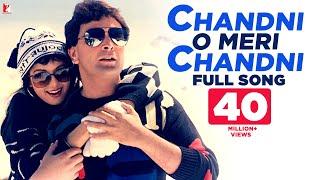 Chandni O Meri Chandni - Full Song   Chandni   Rishi Kapoor   Sridevi   Jolly Mukherjee